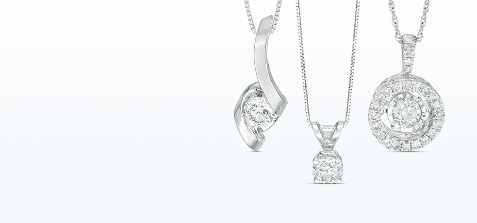27bf095a2 Necklaces   Zales Outlet