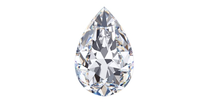Diamond Shapes - Pear