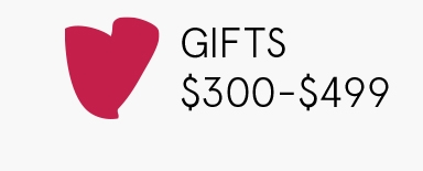 Valentine's day gifts $100- $499