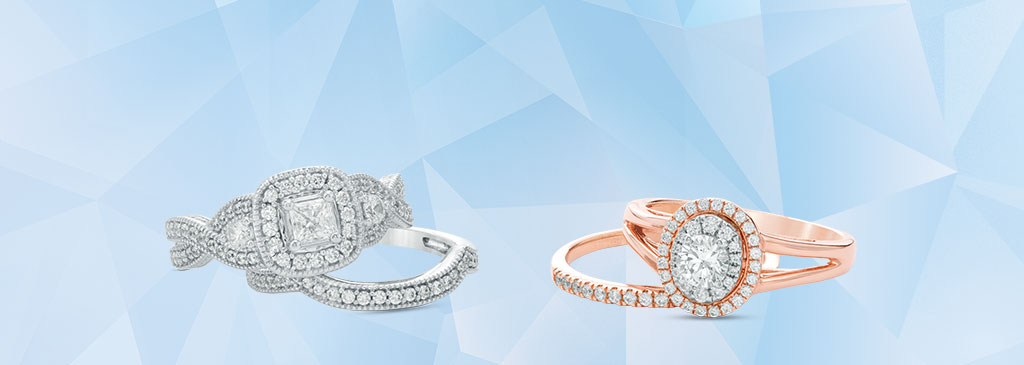 Bridal Sets Our Selection Of Diamond And Gemstone In Silver Gold Include
