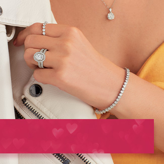 Shop Diamond Bracelets>