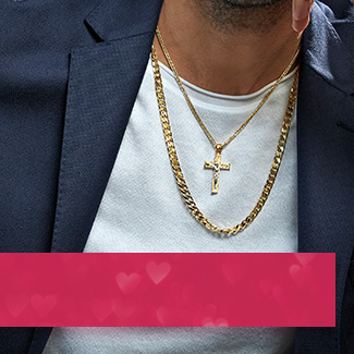 Shop Men's Necklaces>